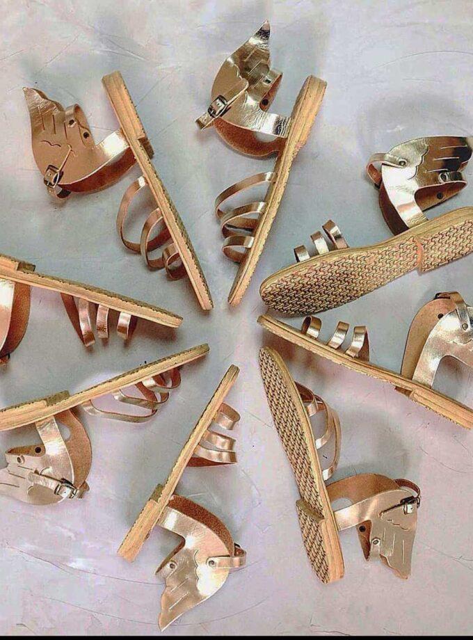 Sandals - Greek handmade sandals- Sandalmania